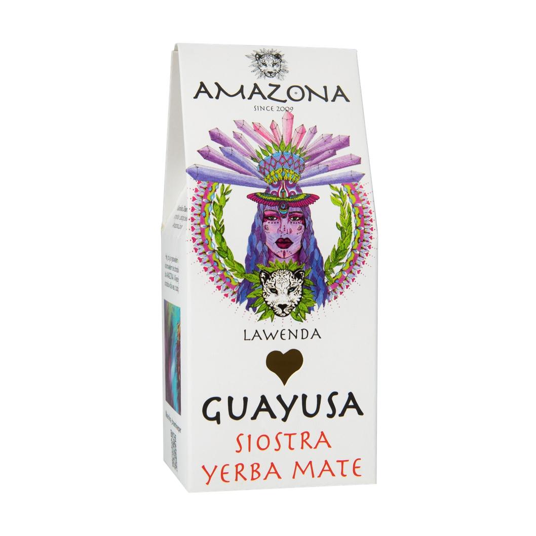 Guayusa 100g Lawenda AMAZONA