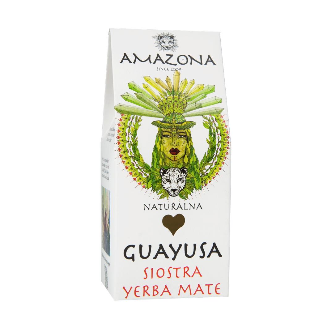 Guayusa 100g Naturalna AMAZONA