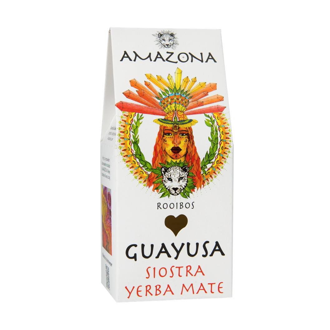 Guayusa 100g Rooibos AMAZONA