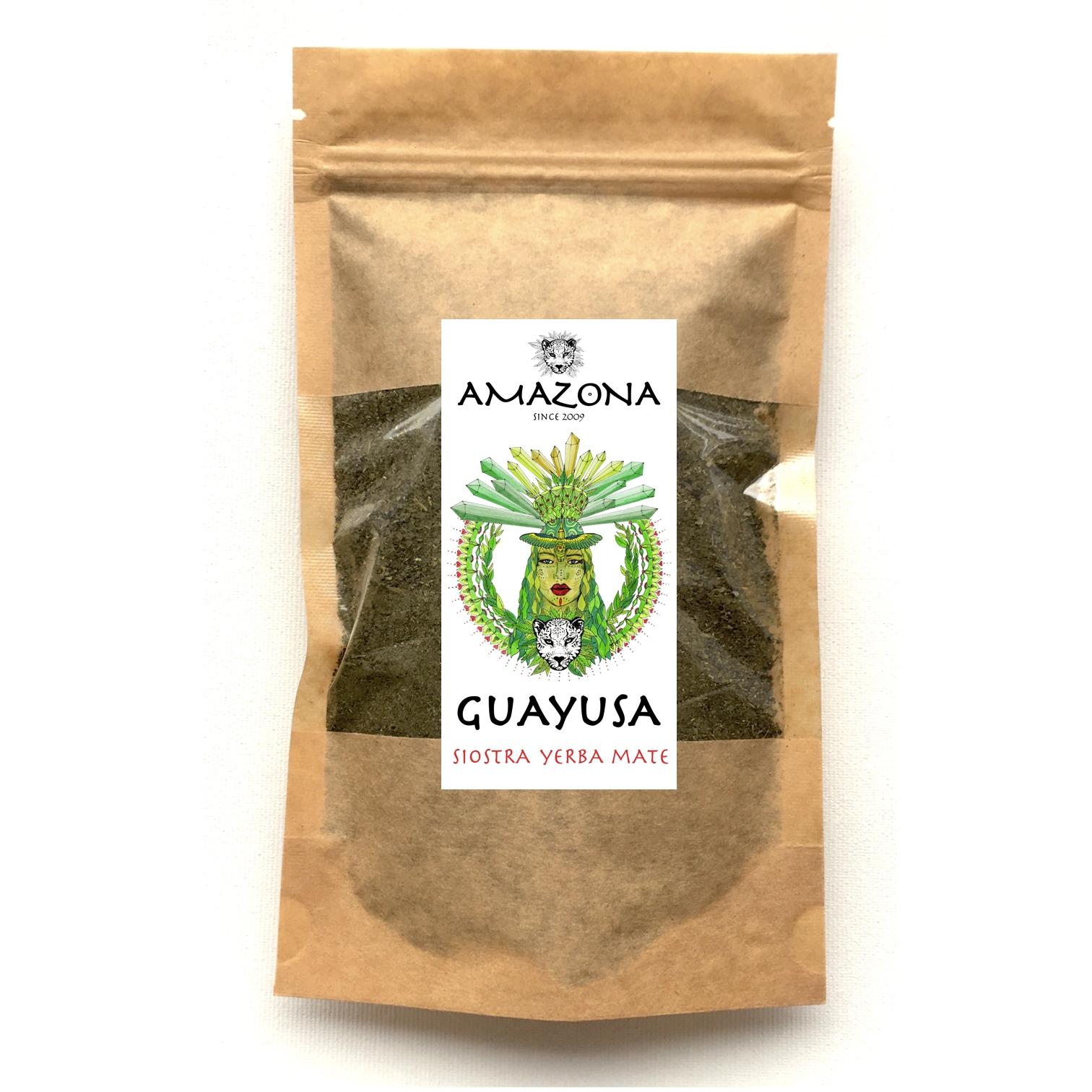 Guayusa 1000g Ilex Guayusa