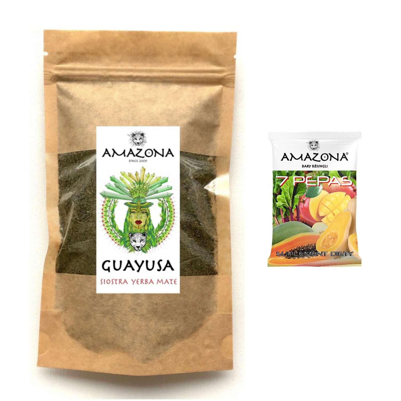 Guayusa 500g Ilex Guayusa
