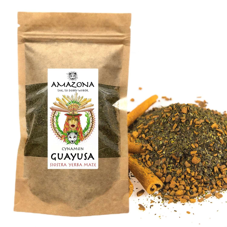 Guayusa 250g Cynamon AMAZONA