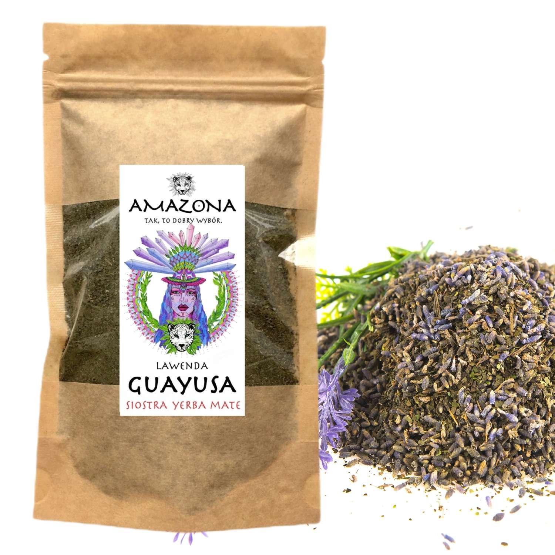 Guayusa 250g Lawenda AMAZONA