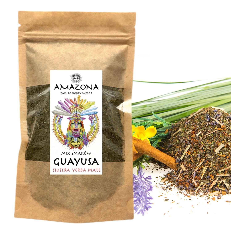 Guayusa 250g Mix Smaków AMAZONA
