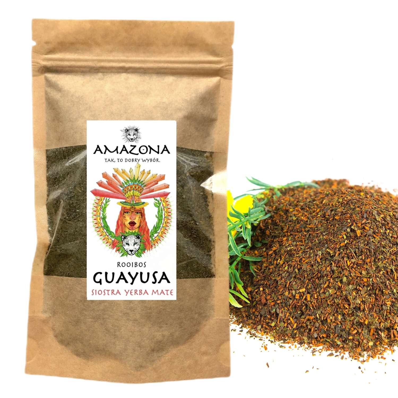 Guayusa 250g Rooibos AMAZONA